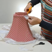 Bespoke-lampshade-traditional-lampshade-making-course-12