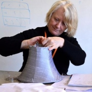Bespoke-lampshade-traditional-lampshade-making-course-62