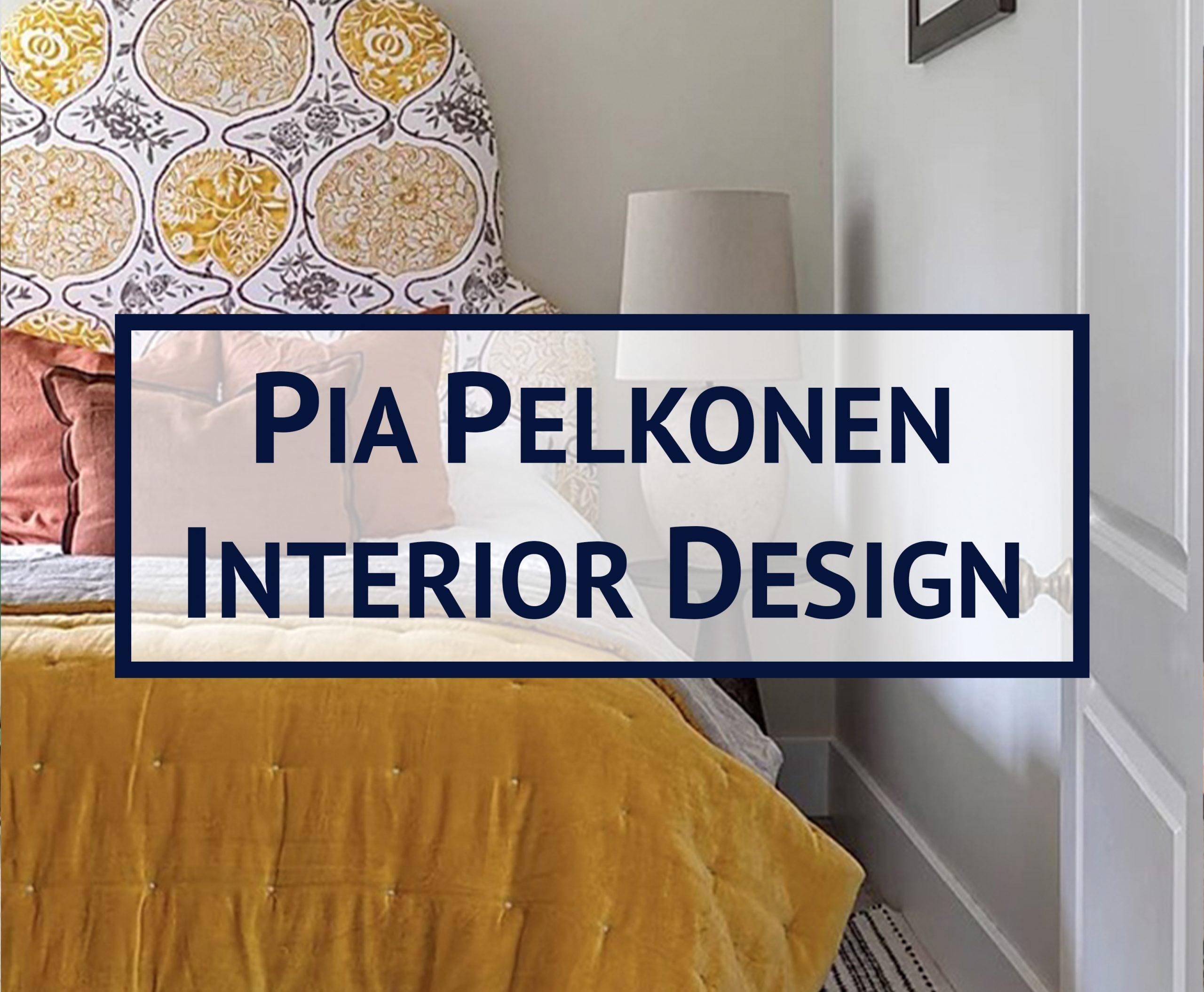 Pia Pelkonen Interior Design