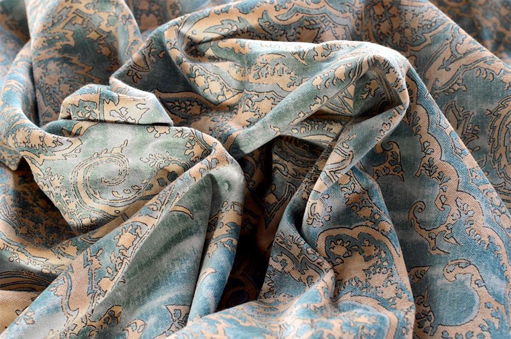 Beaumon and Fletcher Velvet, Curtain Fabric