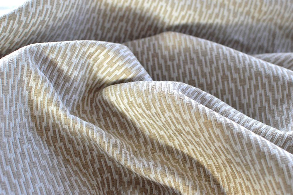 Lopez Smoke Romo curtain fabric