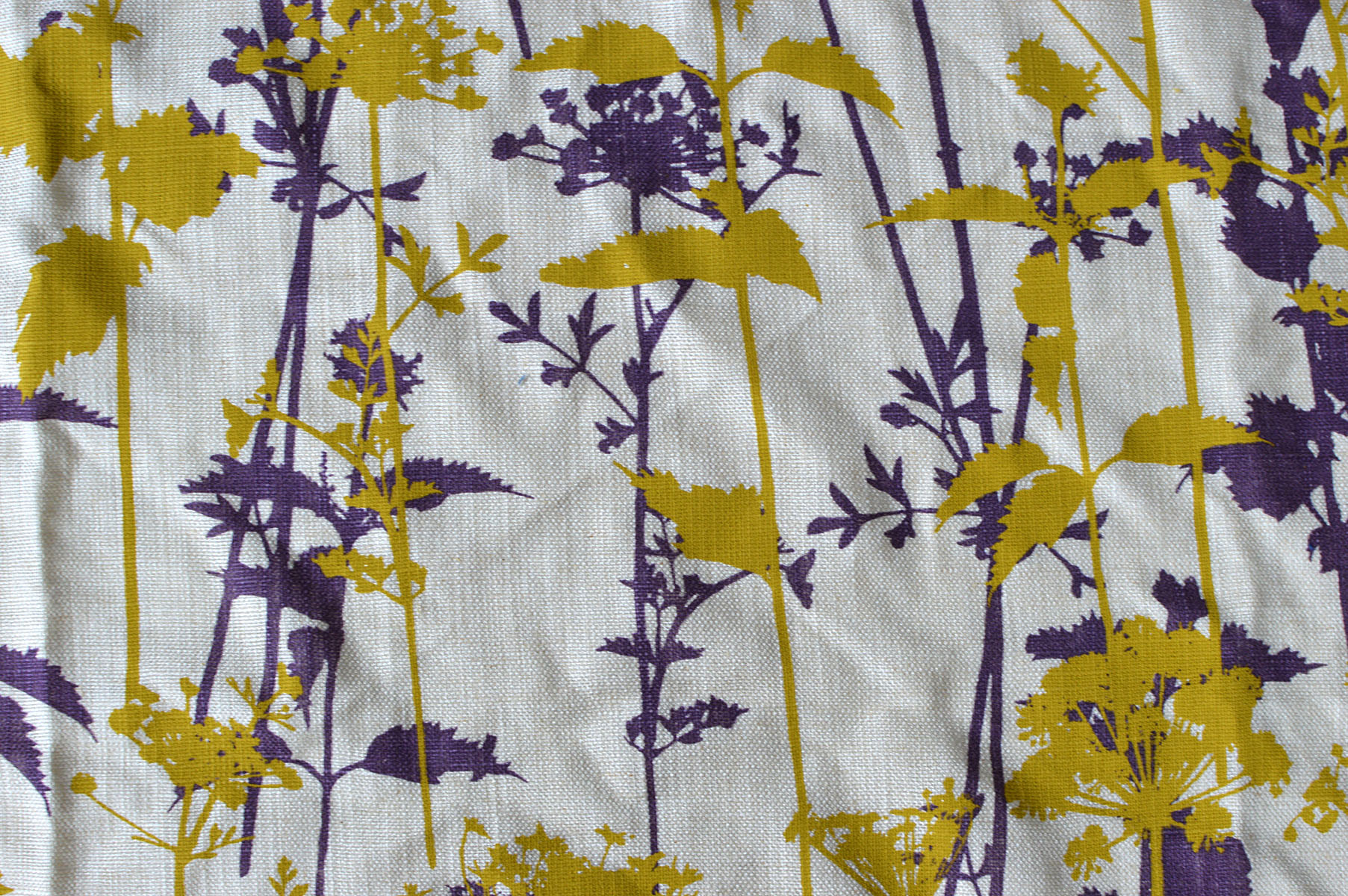 Harlequin Nettles Curtain Fabric