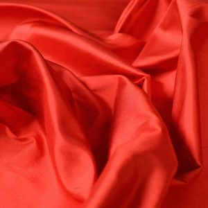 James Hare Silk Red
