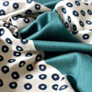Osborne and Little curtain fabric
