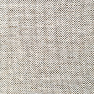 Prestigious Herringbone Brown Curtain Fabric