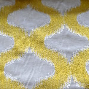 Jane Churchill embroidered, curtain fabric 1